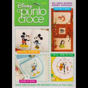 Disney a Punto Croce -n. 102 - trimestrale - 25 agosto 2019