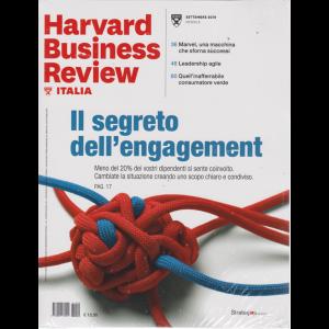 Harward Business Review Italia + L'Eccellenza nella Customer Experience - n. 9 - settembre 2019 - 2 riviste