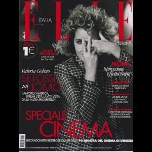 Elle - n. 33 - 7/9/2019 - settimanale