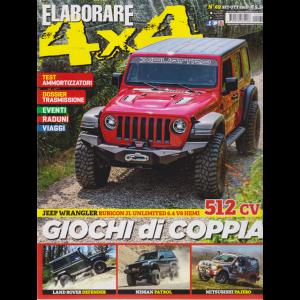 Elaborare 4X4 - n. 69 - settembre - ottobre 2019 - bimestrale