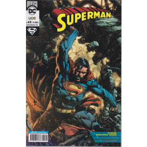 Superman Magazine - n. 178 - 7 agosto 2019 - quindicinale