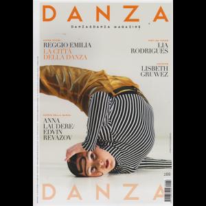Danza  & Danza magazine - n. 288 - bimestrale - settembre - ottobre 2019