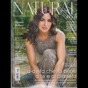 Natural Style - n. 195 - mensile - settembre 2019 + sapone naturale  - L'artigiana del naturale