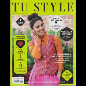 Tu Style - n. 37 - 3 settembre 2019 - settimanale