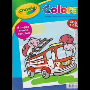 Crayola Colora - n. 3 - trimestrale - settembre - novembre 2019 -