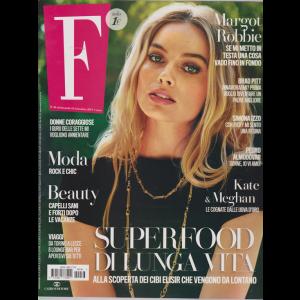 F - n. 36 - settimanale - 10 settembre 2019