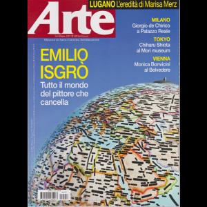 Arte - n. 553 - settembre 2019 - mensile