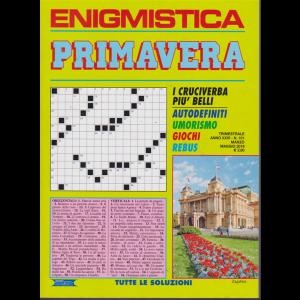 Enigmistica primavera - n. 101 - trimestrale - marzo - maggio 2019 -
