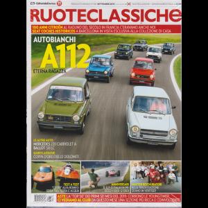 Ruoteclassiche Split - + Grandi musei dell'auto Italia - n. 369 - settembre 2019 - mensile - 2 riviste