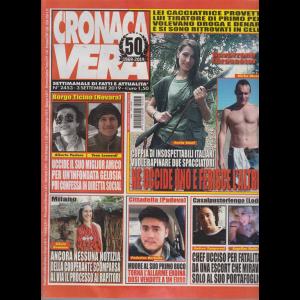 N.Cronaca Vera - n. 2453 - settimanale di fatti e attualità - 3 settembre 2019