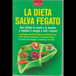 AntiAge - La dieta salva fegato - n. 17 - settembre 2019 -