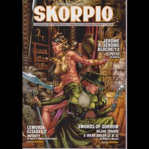 Skorpio - n. 2218 - 5 settembre 2019 - settimanale di fumetti