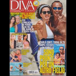 Diva E Donna  - n. 36 - settimanale femminile - 10 settembre 2019