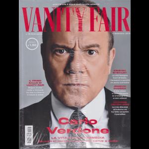 Vanity Fair  + Vanity Fair junior - n. 36 - settimanale - 11 settembre 2019 - 2 riviste