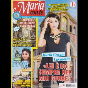 Maria Con Te - n. 36 - settembre 2019 - settimanale