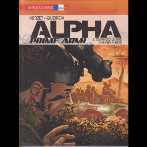 Aureacomix Linea Bd - Alpha Prime Armi/5 - Quando le iene vanno a bere - mensile - 5 settembre 2019