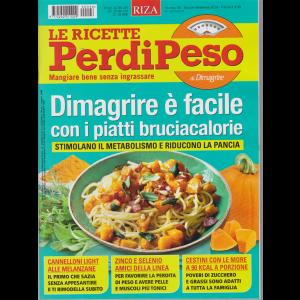 Le Ricette Perdipeso - n. 96 - mensile - settembre 2019