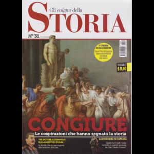 Gli Enigmi Della Storia - n. 31 - 1/9/2019 - speciale