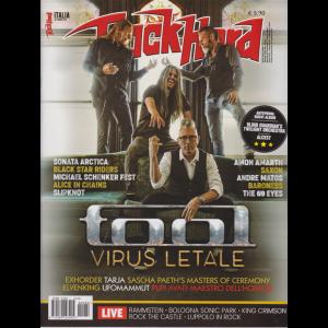 Rockhard Italia - n. 60 - settembre 2019 - mensile
