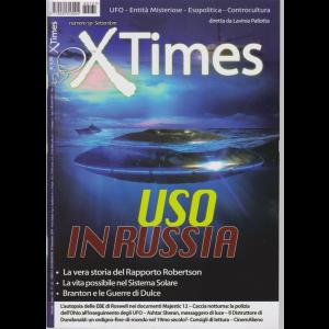 X Times - n. 131 - settembre 2019 - mensile