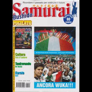 Samurai - Bushido Pugilato - n. 9 - settembre 2019 - 80 pagine