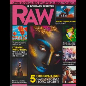 Digital Camera Raw - Il formato perfetto - n. 12 - bimestrale - settembre - ottobre 2019