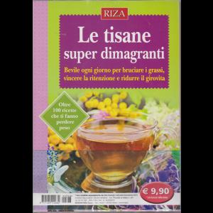 Riza Scienze - Le tisane super dimagranti - n. 368 - settembre - ottobre 2019 -
