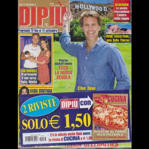Settimanale Dipiu'+ - Dipiu' Cucina - n. 36 - 13 settembre 2019 - 2 riviste