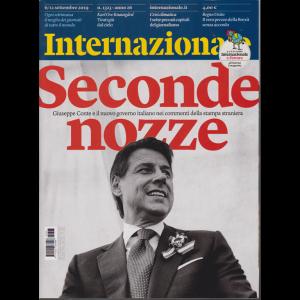 Internazionale - n. 323 - settimanale - 6/12 settembre 2019