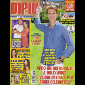 Settimanale Dipiu' - n. 36 - 13 settembre 2019 -