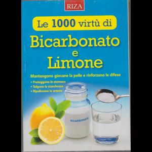 Riza Antiage  - Le 1000 virtù di bicarbonato e limone - n. 17 - settembre 2019 -
