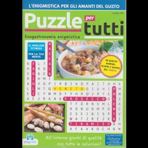 Puzzle X Tutti - n. 104 - bimestrale - 2/9/2019 -