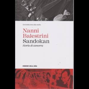 Eroi della lotta alla mafia - Nanni Balestrini - Sandokan - n. 8 - settimanale -