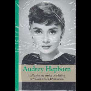 Grandi Donne - Audrey Hepburn - n. 18 - settimanale - 6/9/2019 - copertina rigida