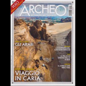Archeo - n. 415 - settembre 2019 - mensile