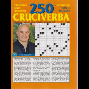 Abbonamento 250 Cruciverba (cartaceo  trimestrale)