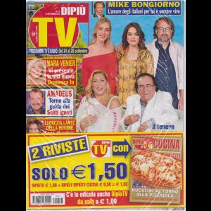 Dipiu' Tv+ - Dipiu' Cucina - n. 37 - 16 settembre 2019 - settimanale - 2 riviste