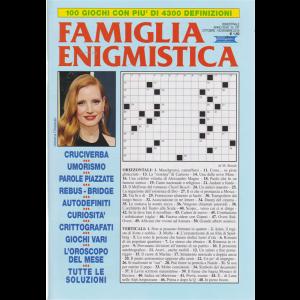 Famiglia Enigmistica - n. 197 - bimestrale - ottobre - novembre 2019 - 100 giochi con più di 4300 definizioni