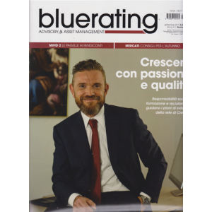 Abbonamento Bluerating (cartaceo mensile)