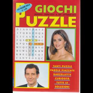 Giochi Puzzle - n. 366 - mensile - ottobre 2019 - 100 pagine