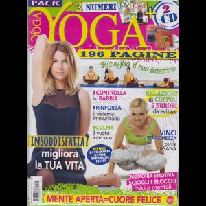 Vivere Lo Yoga Pack - n. 5 - bimestrale - settembre - ottobre 2019 - 2 numeri - 196 pagine