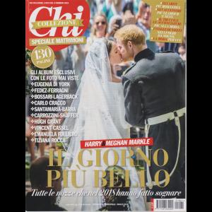 Chi collezione - speciale matrimoni - n. 1 - 8 febbraio 2019 - trimestrale - 130 pagine