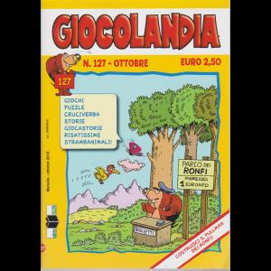 Giocolandia - n. 127 - ottobre 2019 - mensile