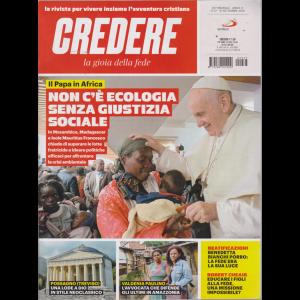 Credere - La Gioia Della Fede - n. 37 - 15 settembre 2019 - settimanale