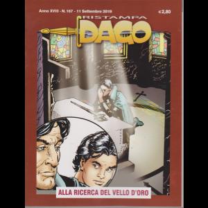 Ristampa Dago - n. 167 - 11 settembre 2019 - Alla ricerca del vello d'oro - bimestrale