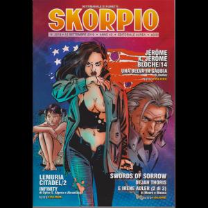 Skorpio - n. 2219 - 12 settembre 2019 - settimanale di fumetti