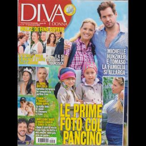 Diva E Donna - n. 37 - settimanale femminile - 17 settembre 2019