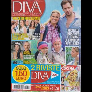 Diva E Donna+ - Cucina - n. 37 - settimanale femminile - 17 settembre 2019 - 2 riviste