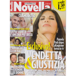 Novella 2000 - n. 38 - settimanale - 11 settembre 2019