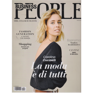 Business People - n. 9 - settembre 2019 - mensile
